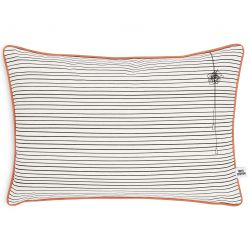 Housse de Coussin Tangled Up | Orange