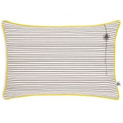 Cushion Case Tangled Up | Yellow