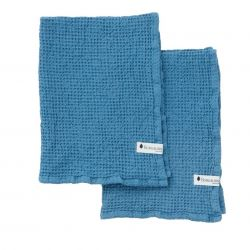 Set of 2 Towel Waffly | Atlantic