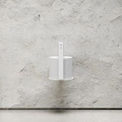 Toilet Paper Holder Extra | White