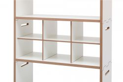 Rack Hochstapler | Shelf Insert Double
