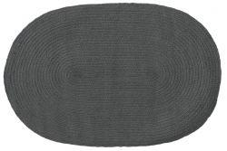 Teppich Ton | Grau