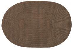 Teppich Ton | Braun