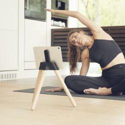 iPad Yoga-Ständer | Eiche