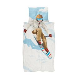 Duvet Cover Ski Boy
