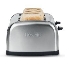 4-Schlitz-Toaster