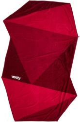 Vertty Beach Towel | Chili