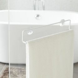 Towel Hanger Large Tower | White