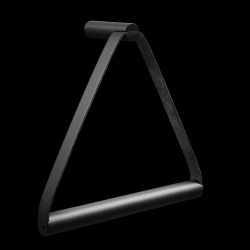Towel Hanger Metal | Black