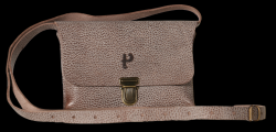 Crossbody Bag Kate Craquelure | Light Brown