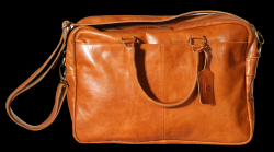 Business Bag Mick | Cognac