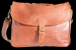 Laptop Bag Mick | Cognac
