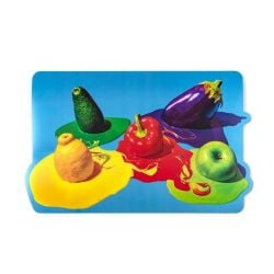 Placemat Toiletpaper | Vegetables