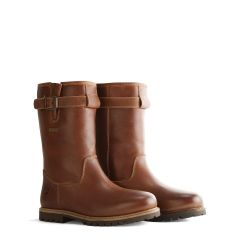Leather Boots 'Travelin Island Lady' | Cognac