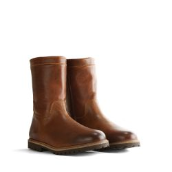 Lederstiefel 'Travelin Vimpeli Men' | Cognac