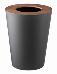 Trash Can Round Rin | Brown