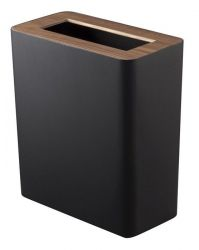 Trash Can Square | Brown
