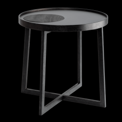 Table d'Appoint Table Tray | Noir