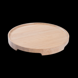 Tray TRAYit  | White Stained Oak