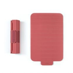 Rollable Cutting Board Roll | Red