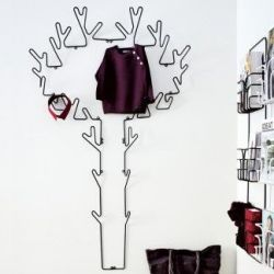 Tree Hanger | Black