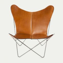 Butterfly Trifolium Chair Hazelnut