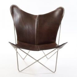 Butterfly Trifolium Chair Mocca