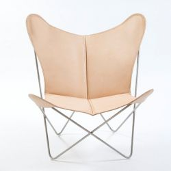 Butterfly Trifolium Chair Natural