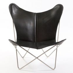 Butterfly Trifolium Chair Black