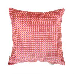 Deco Cushion | Philo Red