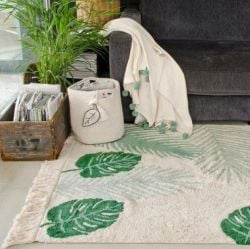 Tapis Lavavble | Tropical