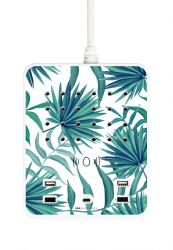 Multiplug Powerstation Wireless | Tropic