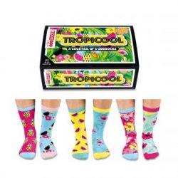 Socken Tropicool | 6er-Satz