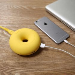 Charging Station | Donut | Yellow