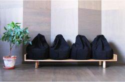 Bench 4 Seats Sofa Tsini