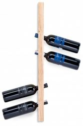 Wine Rack Model A Ash Wood