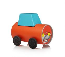 Tube Toy Car