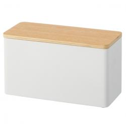 Boîte Sanitaire Rin | Blanc/Naturel