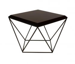 Tulip Table de Salon | MDF Noir