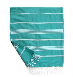 Hammam Towel Turkuaz | Blue Moon