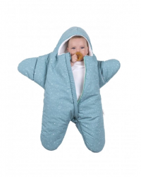 Sleeping Bag Star 3-6m | Turquoise