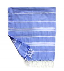Hammam Handdoek Turkuaz | Royal Blue