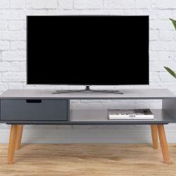 TV-Kabinett Venezia | Grau