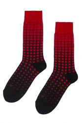 Chaussettes Paradigma | Rouge