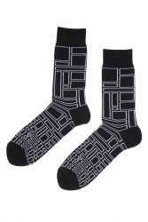 Socks Thesis | Black & White