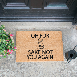 Doormat | For Fox Sake
