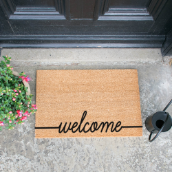Doormat | Welcome