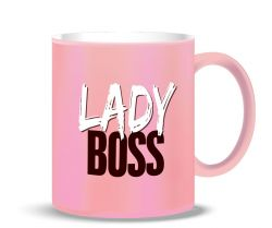 Becher | Lady Boss Pink