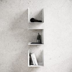 Shelf U-Shelve | White