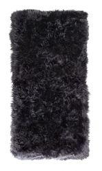 Sheepskin Rug Rectangle | Black